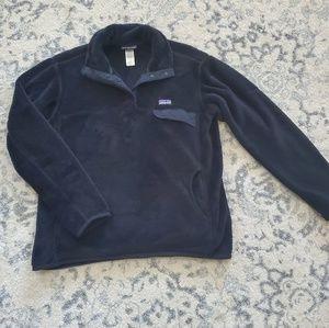 Black Patagonia Pullover